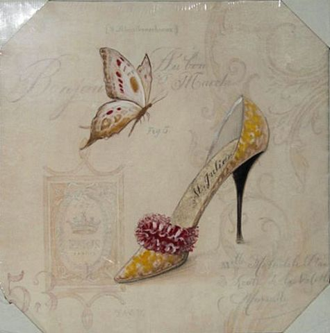 toile chaussure